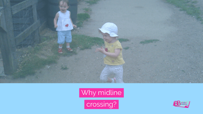Why midline crossing is good for your baby?