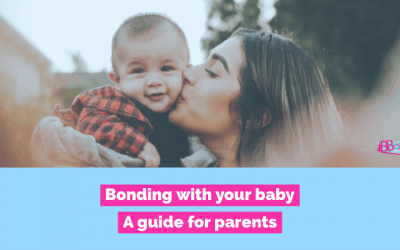 Bonding With Your Baby – A Guide for Parents