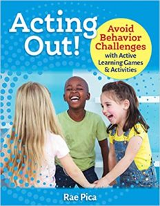 Acting Out by Rae Pica