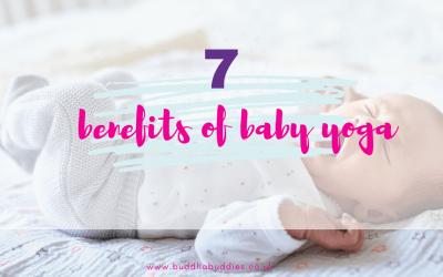 7 Benefits Of Baby Yoga