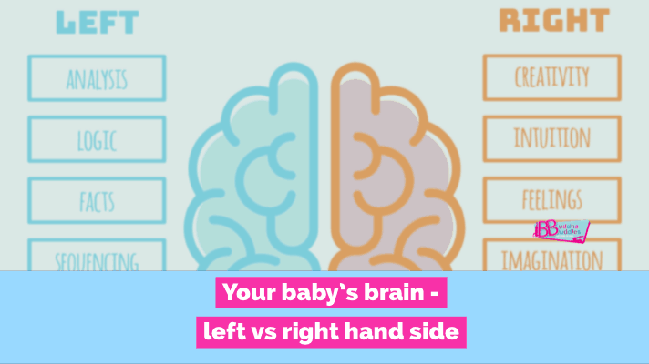 Your Baby's Brain – Left vs Right