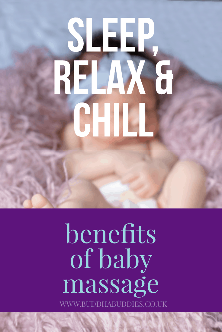 14 Benefits of Baby Massage