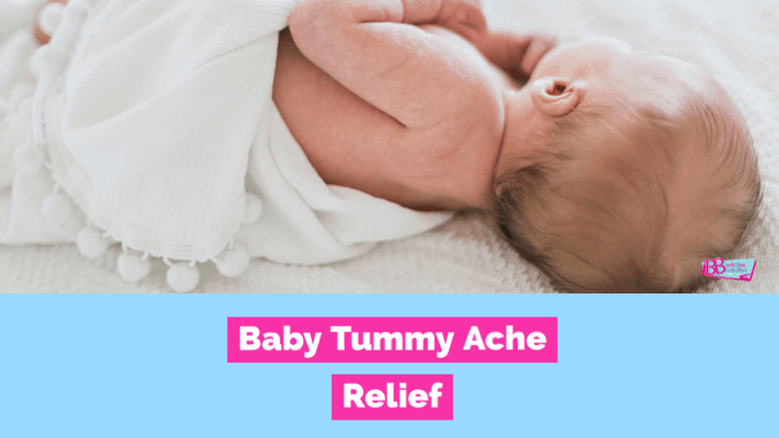 Baby Massage & Baby Yoga to Help Baby Tummy Ache