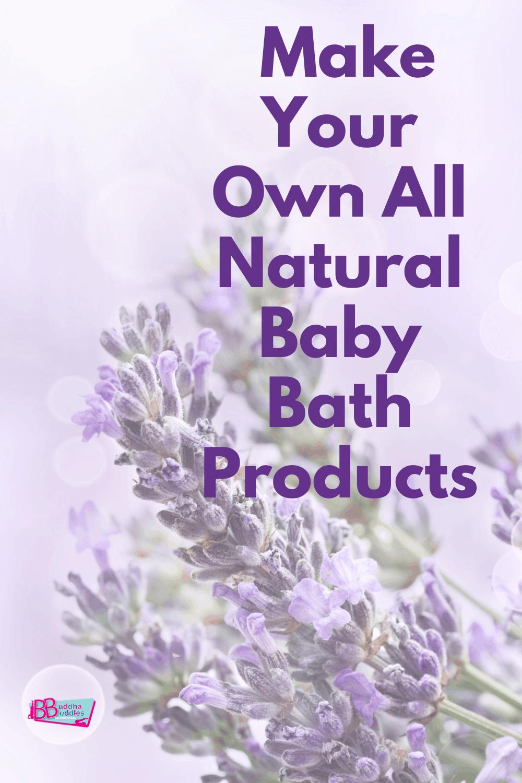 Make Your Own Natural Baby Bath Soak