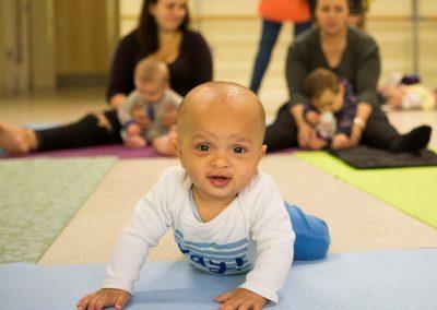 Buddha Buddies baby yoga