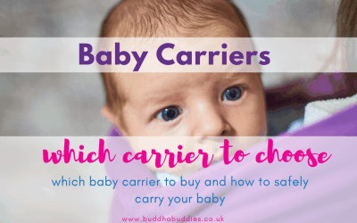 Baby Carrying Tips