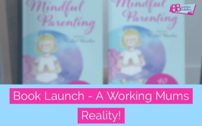 Book Launch – A Working Mum's Reality