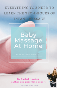 baby massage at home