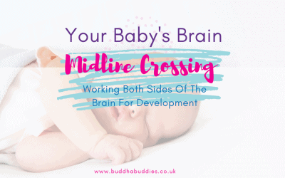 Baby Activities-Midline Crossing