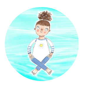 Mindful Girl from Rachel Hawkes - Book on Mindful Parenting